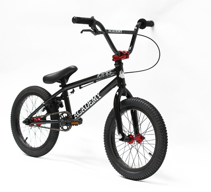 Academy Bmx Academy Aspire 16 Quot And 18 Quot Now Available In Oz